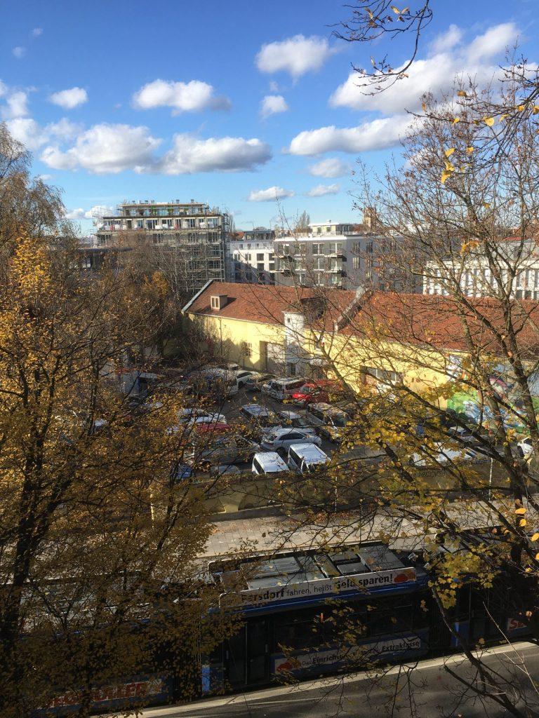 Hochstraße Blick 2019