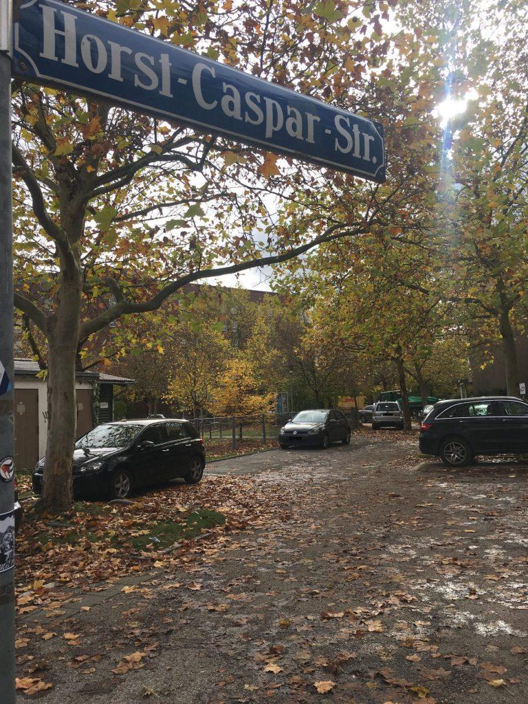 Horst-Caspar-Straße