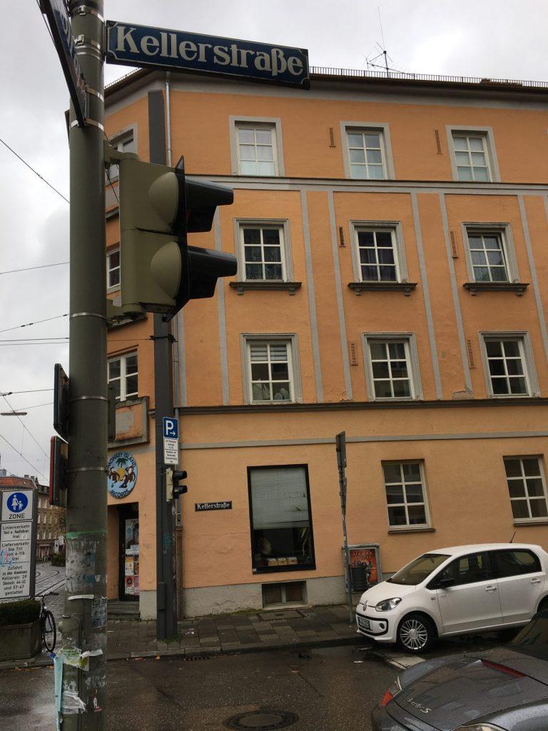 Kellerstraße