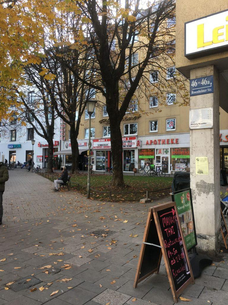 Rosenheimer Platz