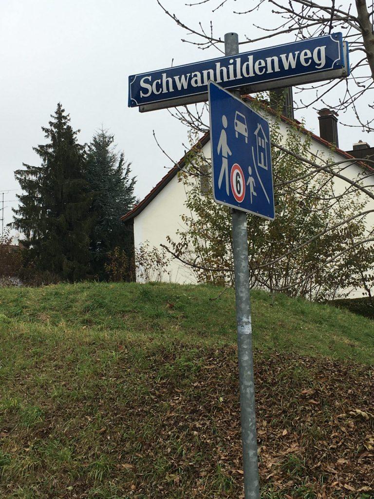 Schwanhildenweg