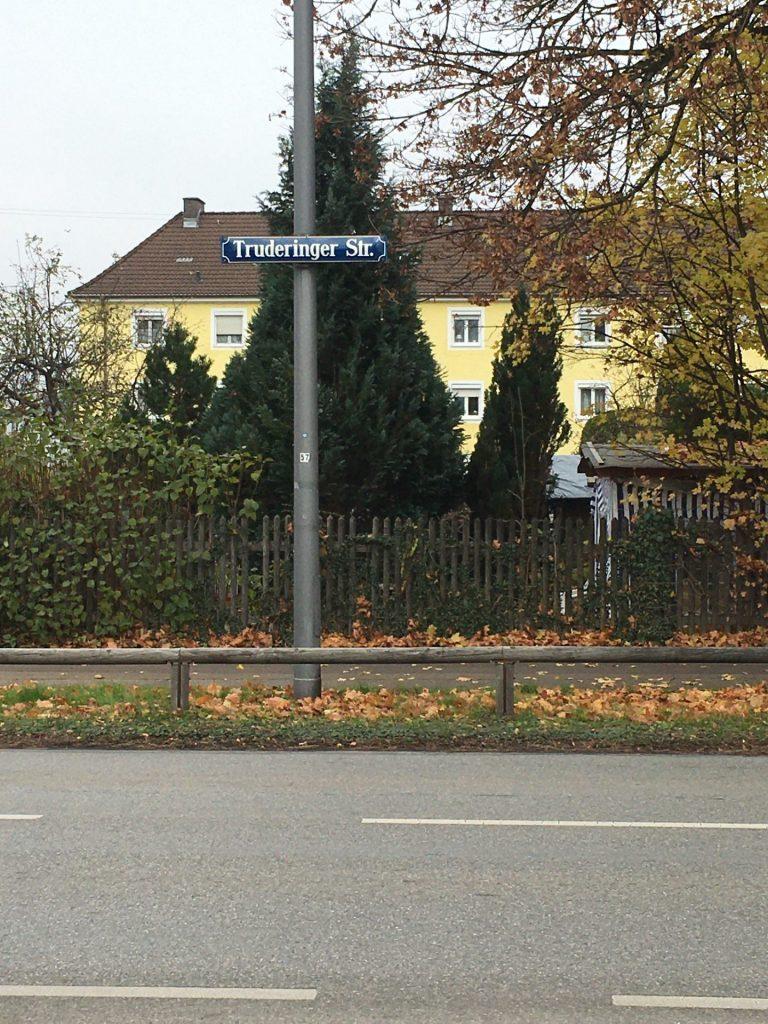 Truderinger Straße