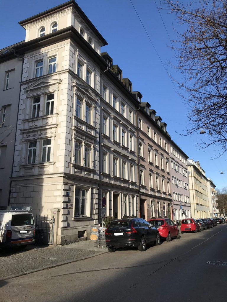 Baldestraße