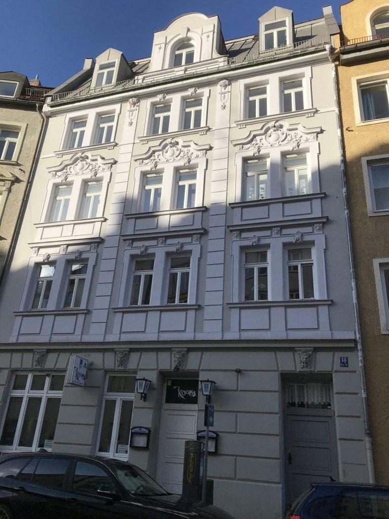 Geyerstraße