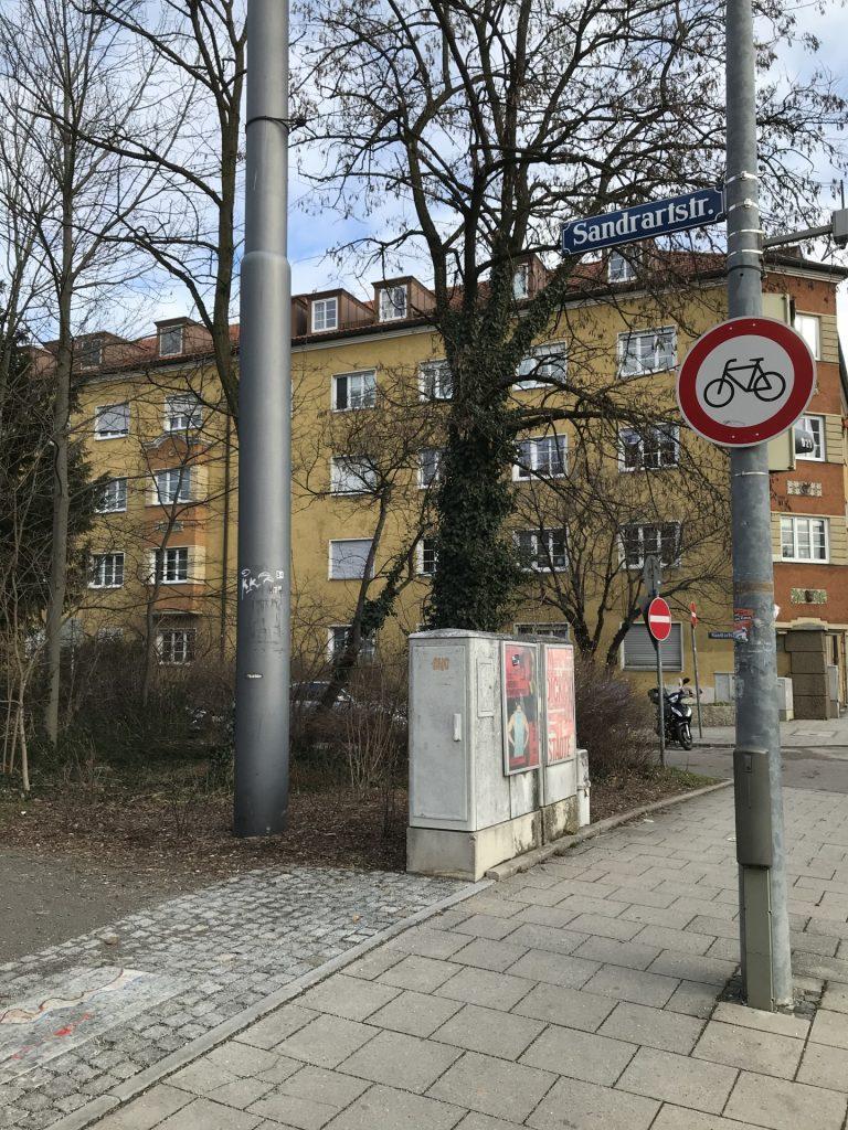 Sandratstraße