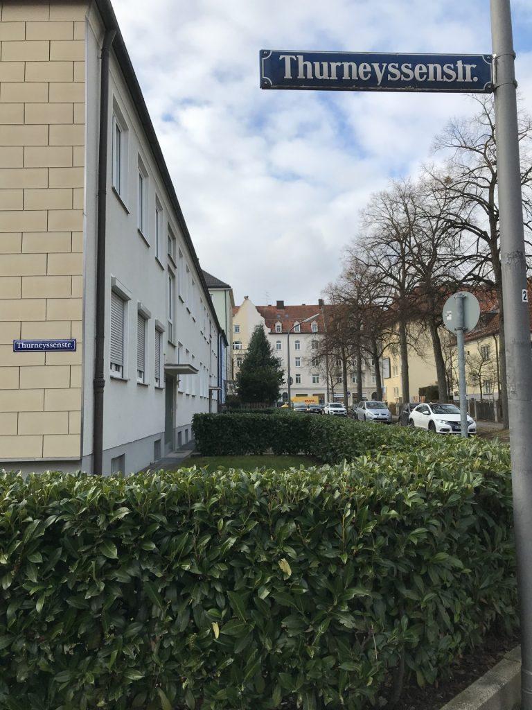 Thurneyssenstraße