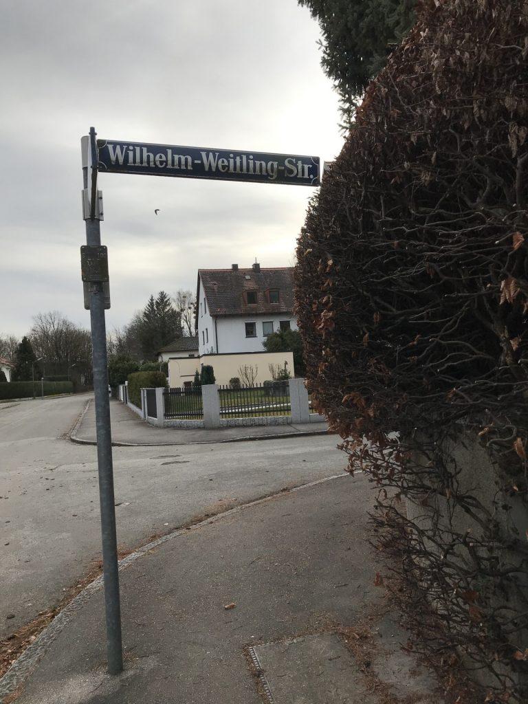 Wilheim-Weitling-Straße