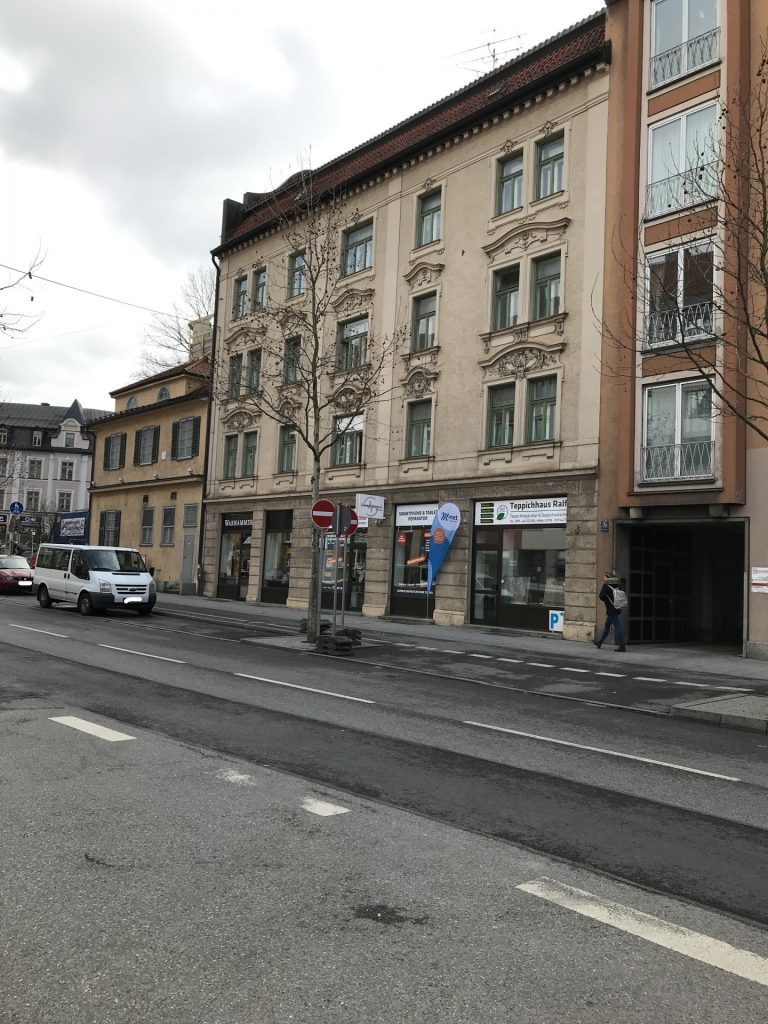 Bodenseestraße