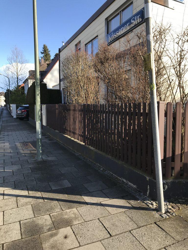 Kössener Straße
