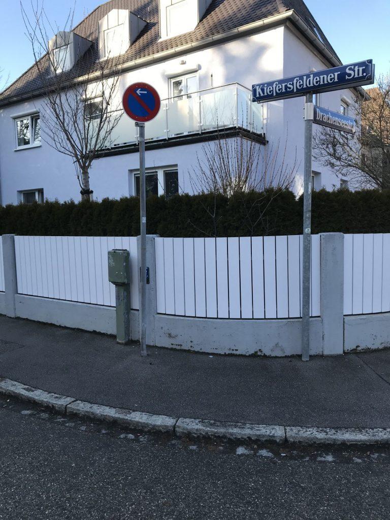 Kiefersfeldener Straße