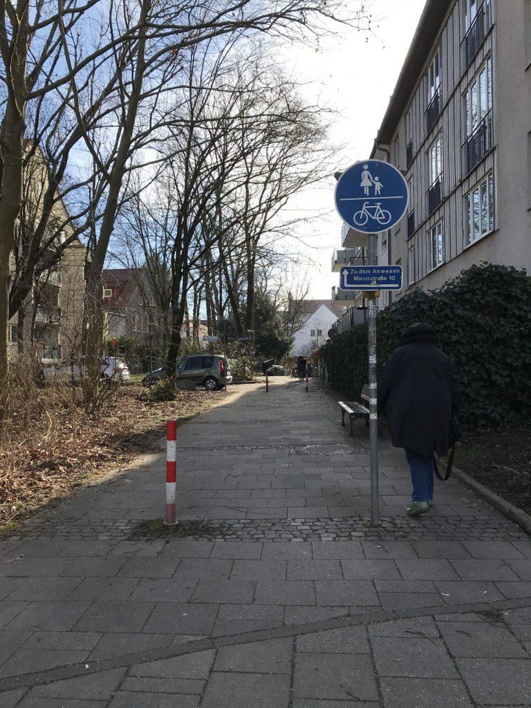 Maronstraße