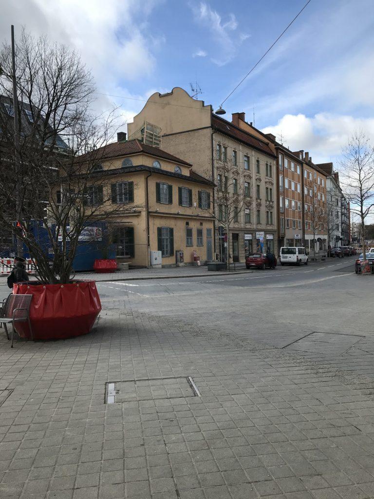 Pasinger Marienplatz