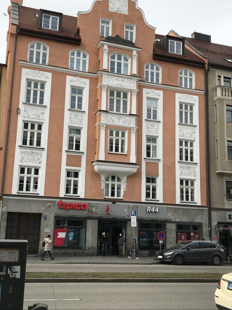 Rosenheimer Straße