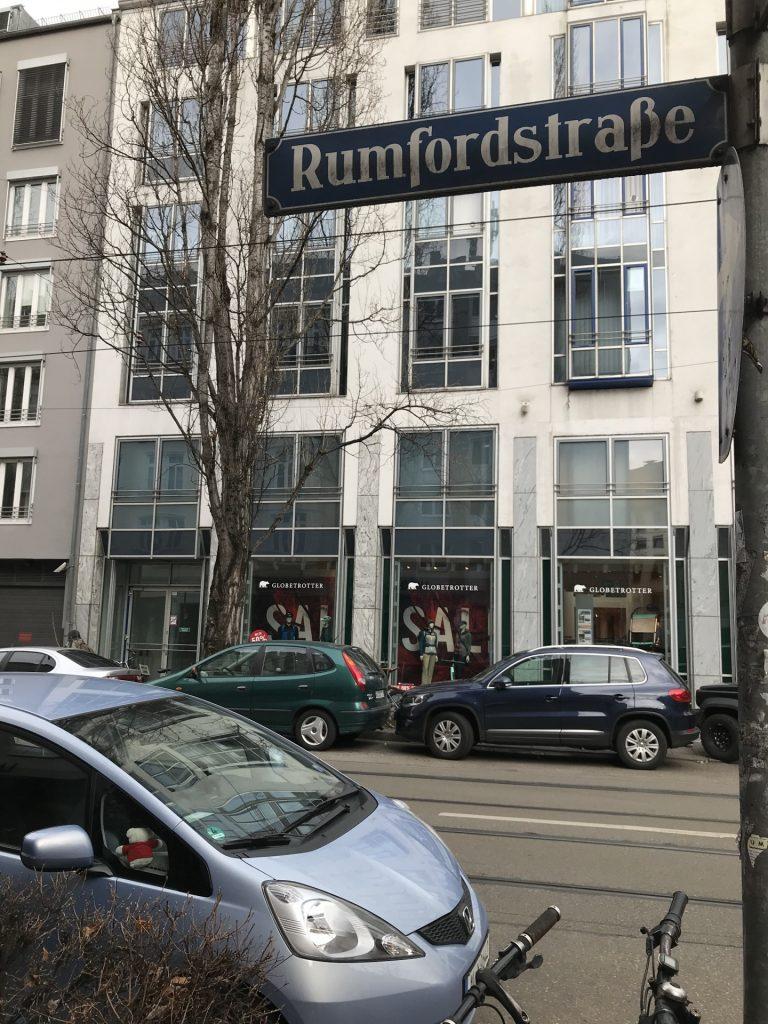 Rumfordstraße