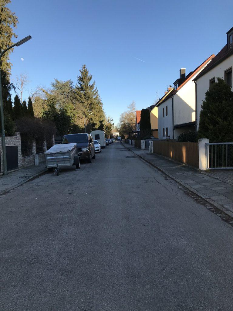 Strindbergstraße