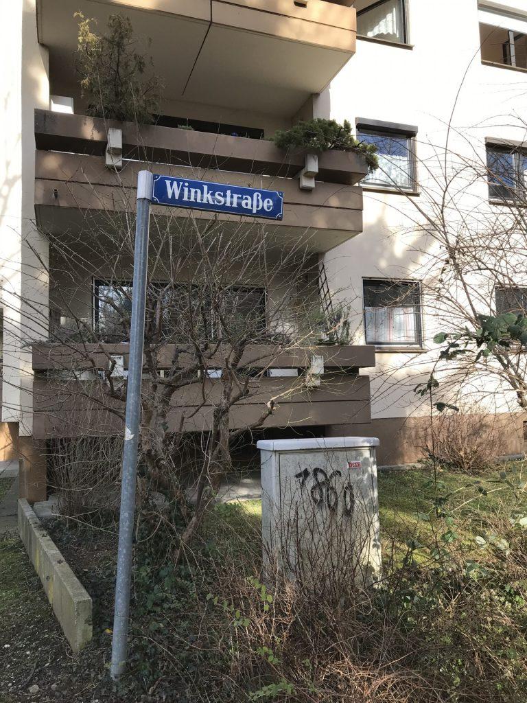 Winkstraße