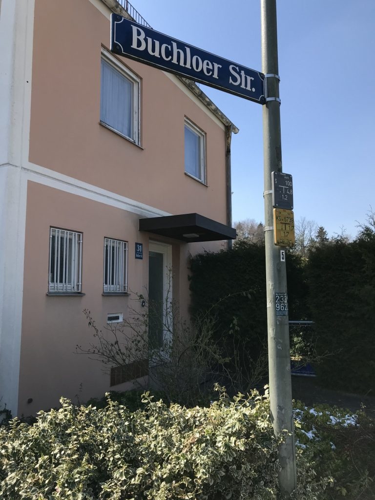Buchloer Straße