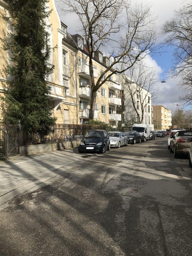 Ernsbergerstraße