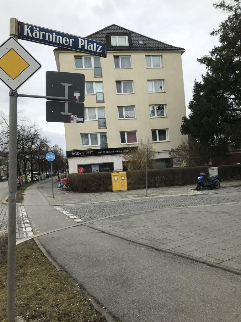 Kärntner Platz