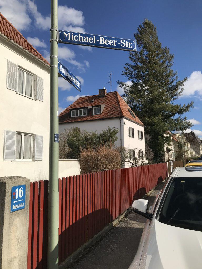 Michael-Beer-Straße