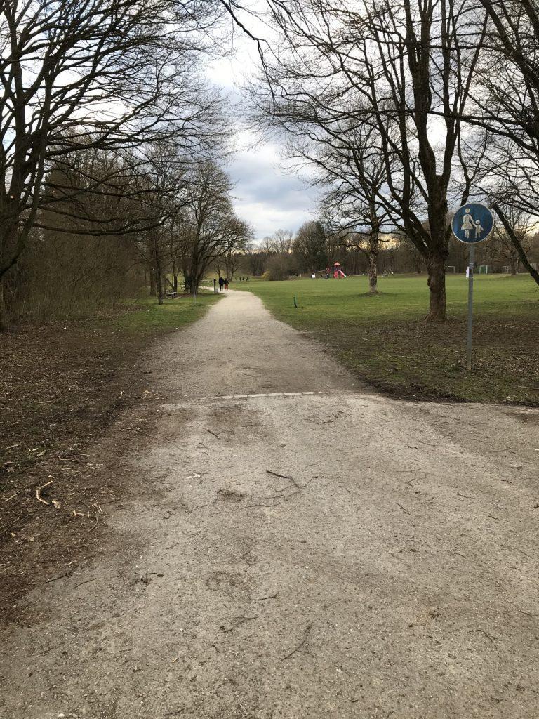 Park an der Herterichstraße