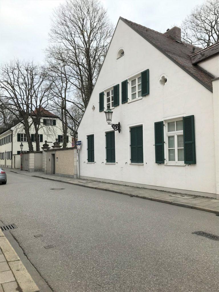 Werneckstraße
