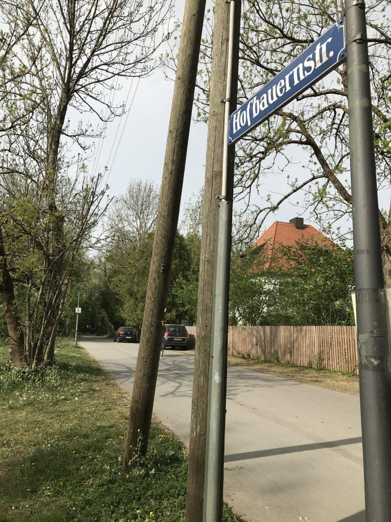 Hofbauernstraße