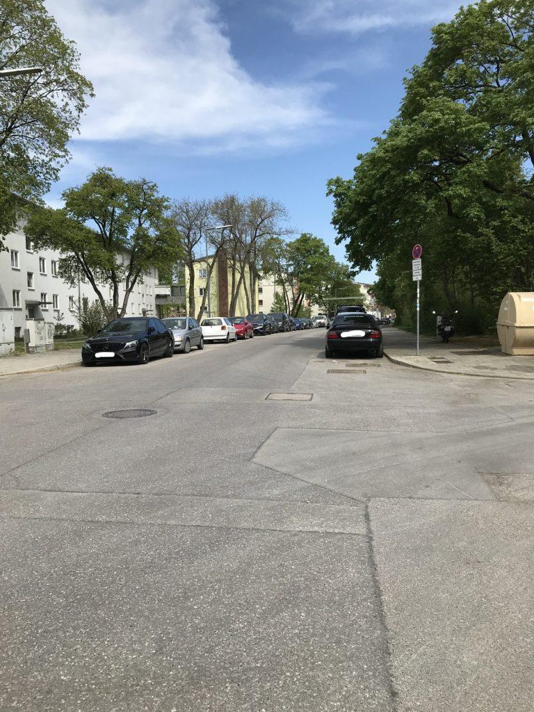 Menaristraße