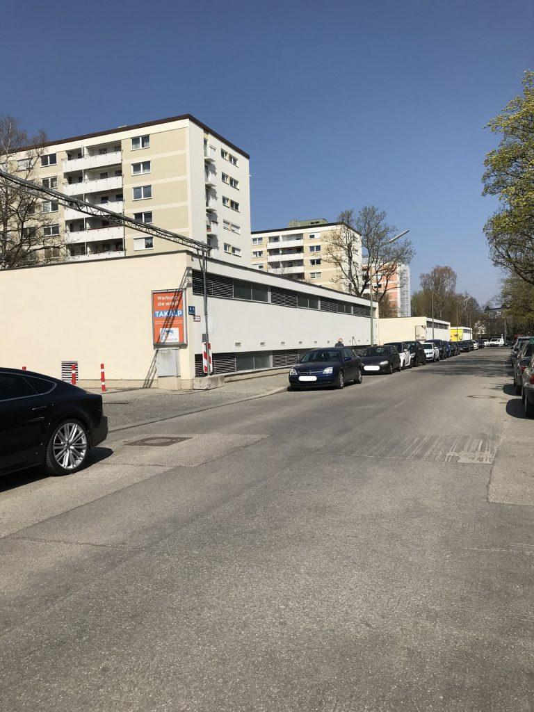 Schaffhauser Straße