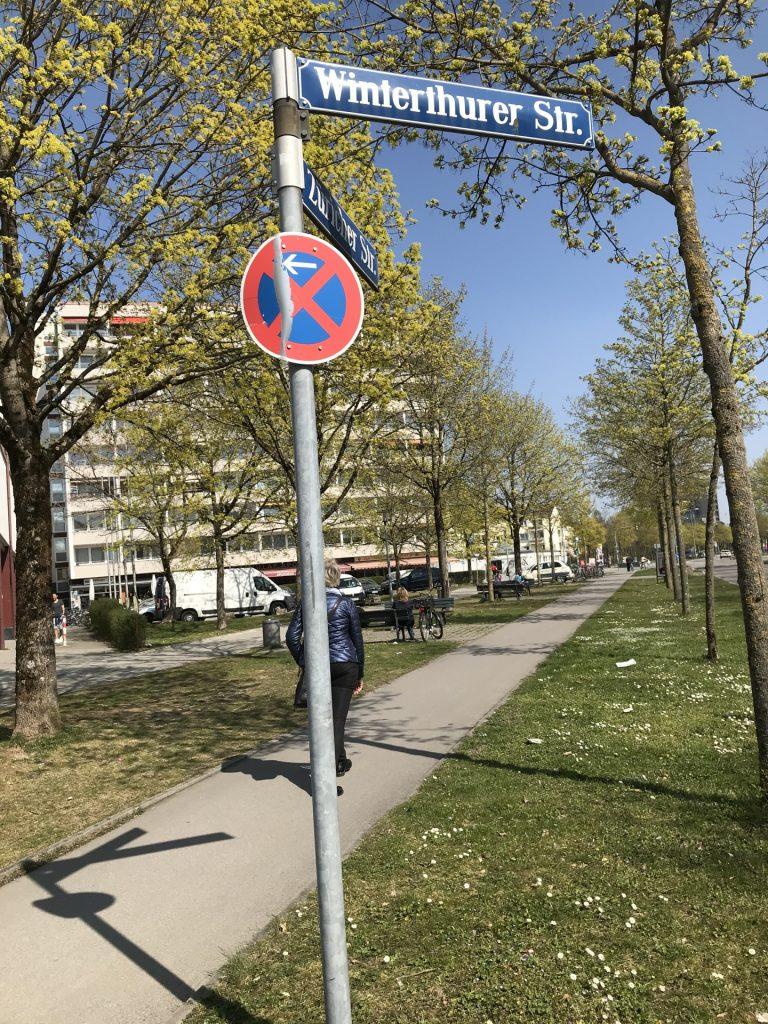 Winterthurer Straße