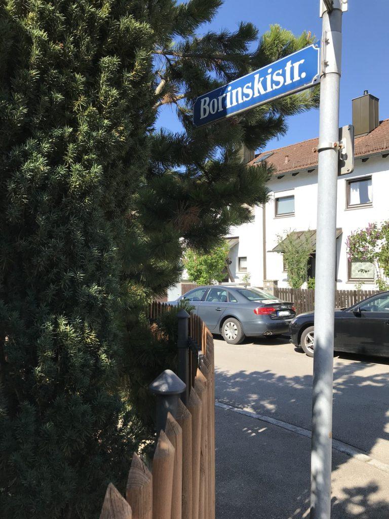 Borinskistraße