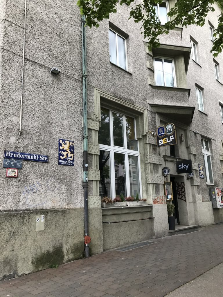 Brudermühlstraße
