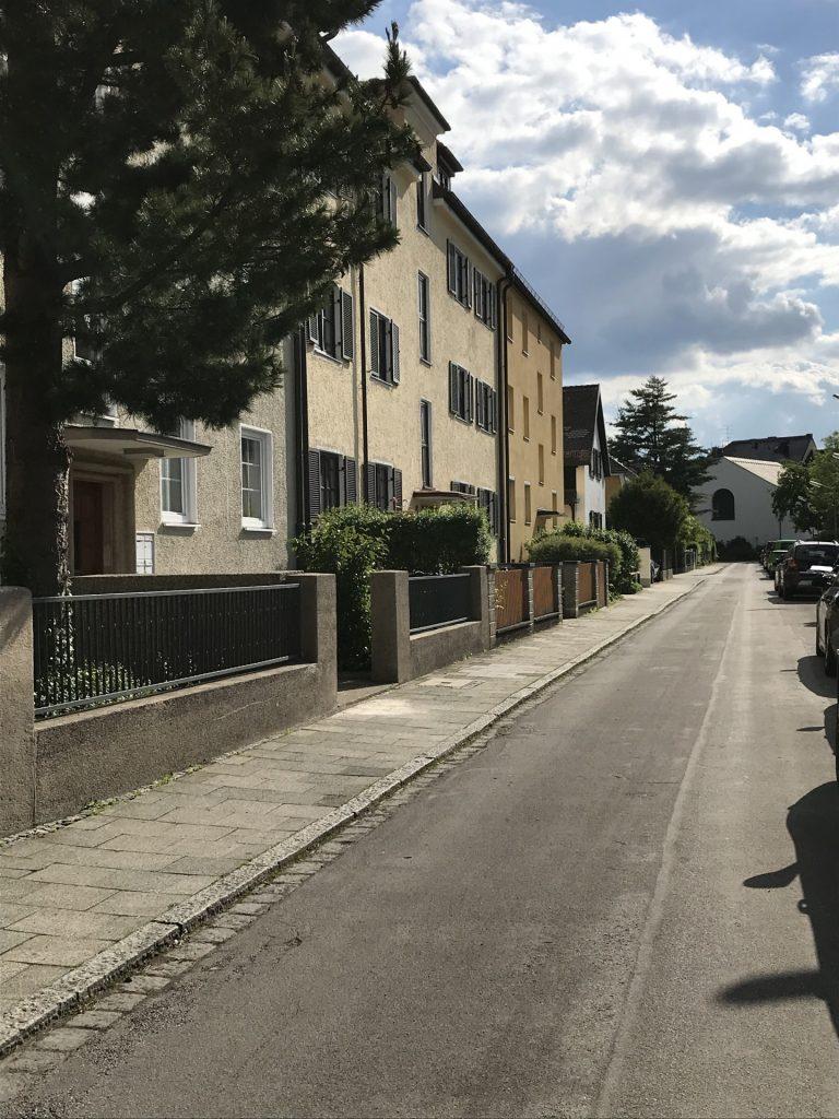 Hölderlinstraße
