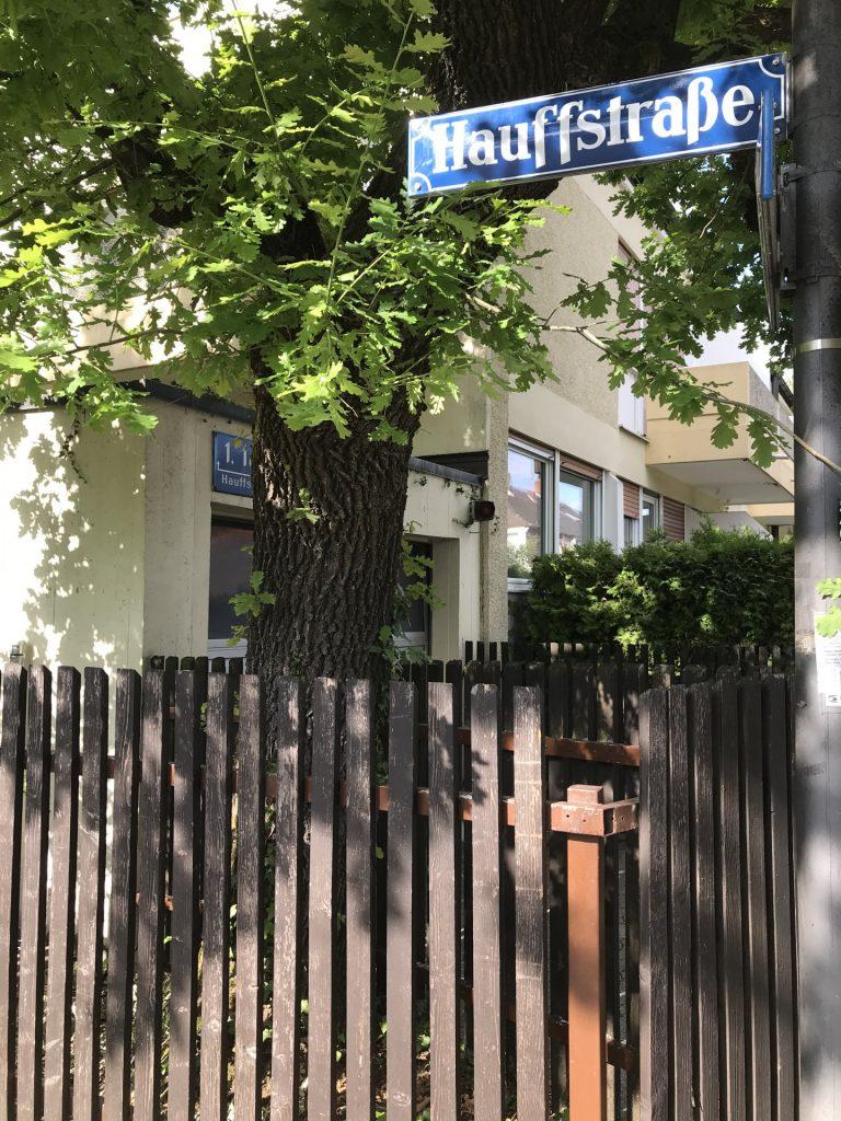 Hauffstraße