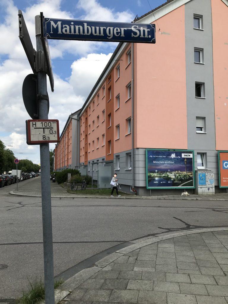 Mainburger Straße