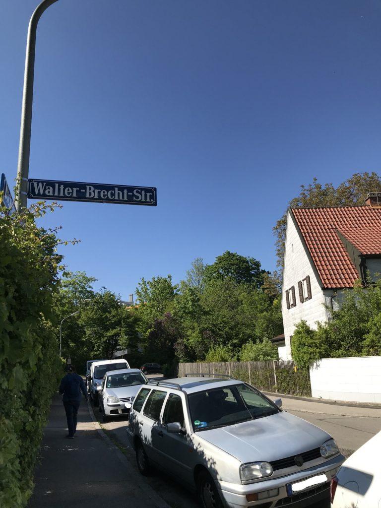 Walter-Brecht-Straße