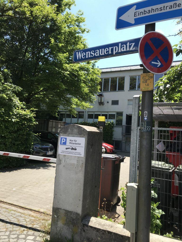 Wensauerplatz