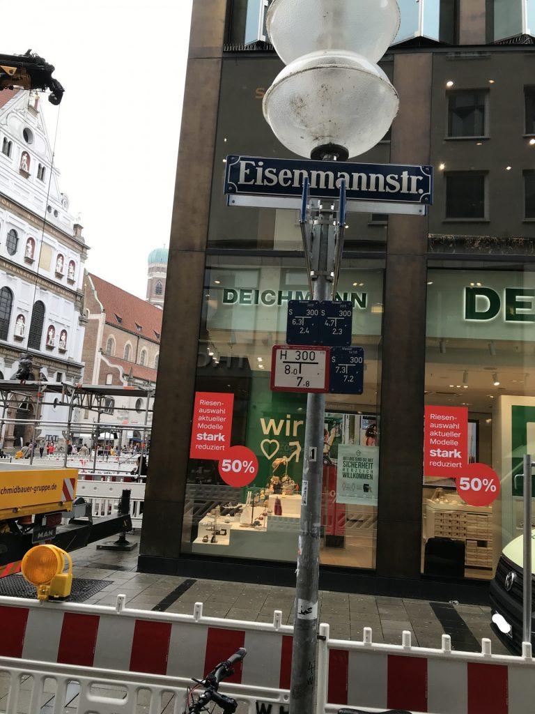 Eisenmannstraße