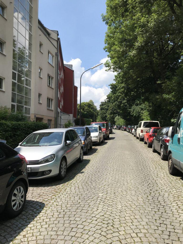 Greineckerstraße