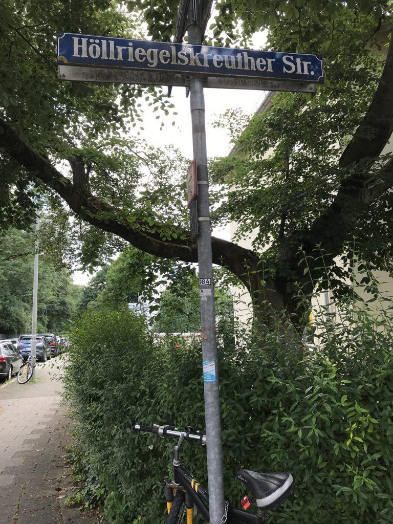 Höllriegelskreuther Straße