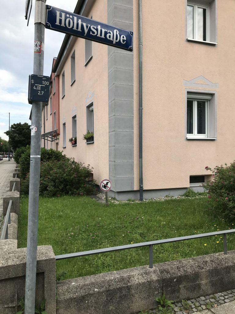 Höltystraße