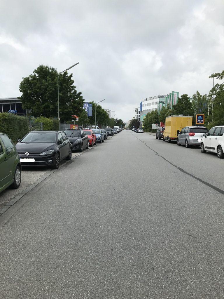 Meglingerstraße