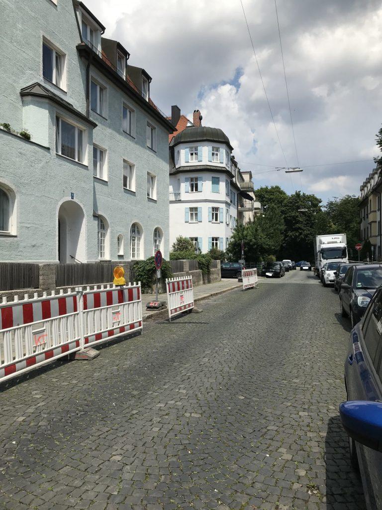 Pullacher Straße
