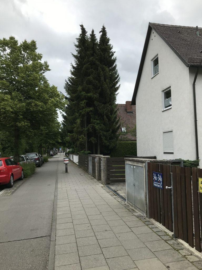 Steinkirchner Straße