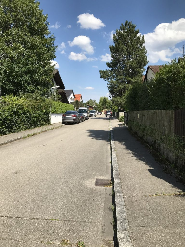 Baldrianstraße