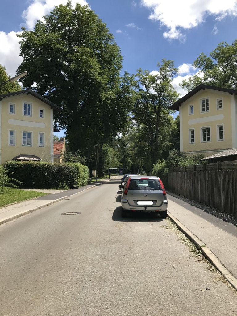 Benediktbeurer Straße