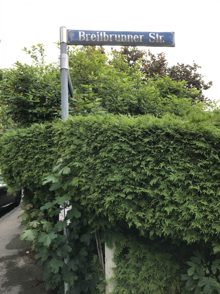 Breitbrunner Straße