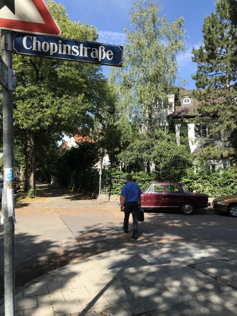 Chopinstraße