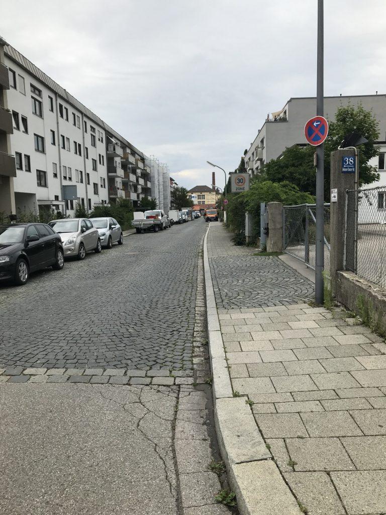 Euckenstraße