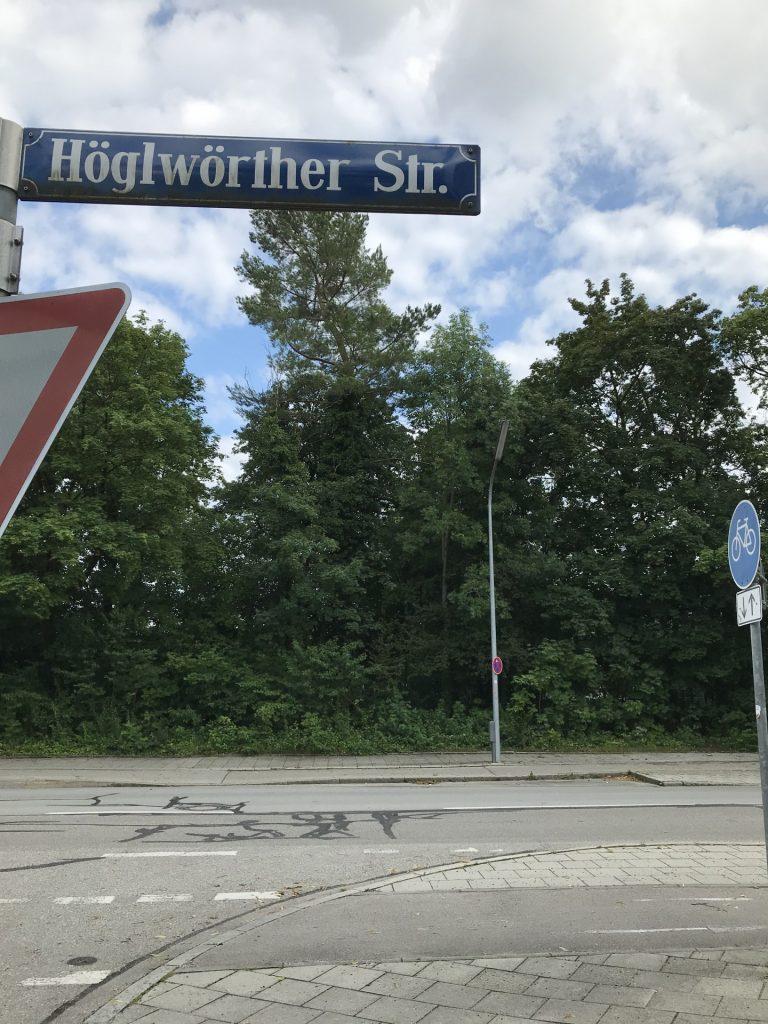 Höglwörther Straße